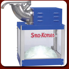 sno cone machine rental san antonio